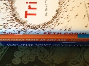 A few books I am reading