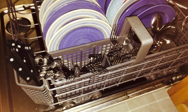 The Efficiency Expert - Dishes