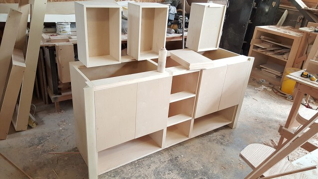 building-cabinets